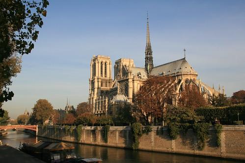 Notre Dame Paris Francia