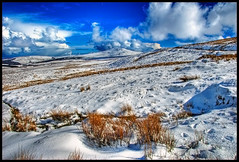 Winter in the Highlands of the Isle of Man (IMAGES FROM MAN.) Tags: winter snow isleofman manx snaefell colorphotoaward grouptripod