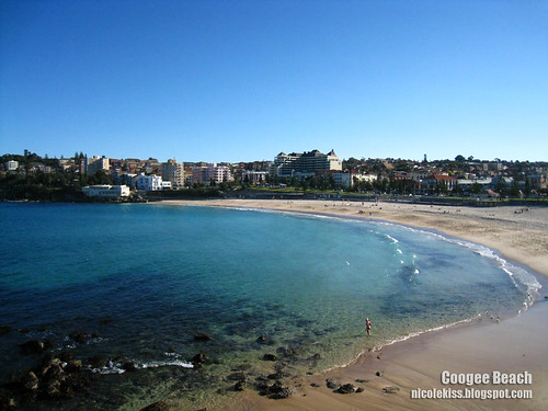 coogee beach side wallpaper