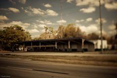 Gas Station (T. Scott Carlisle) Tags: tampa lakeland mulberry tsc tiltshift tphotographic 45mm28pce tphotographiccom tscarlisle tscottcarlisle