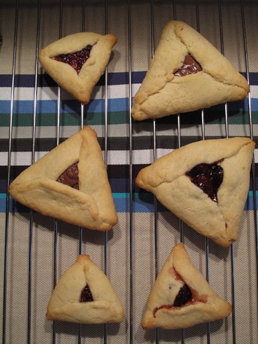 Hamantaschen for Purim