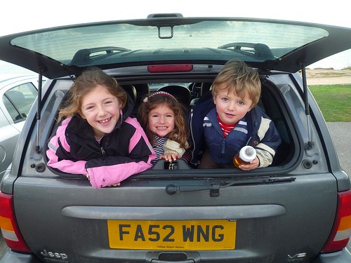 Kids in the Boot
