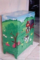 Handpainted dresser/cupboard2 (maggie0546) Tags: horse art barn cows farm pigs handpainted furnitureart cowart farmyard farmart childrensfurniture kidsfurniture nusery handpaintedfurniture farmyardart dressercupboard