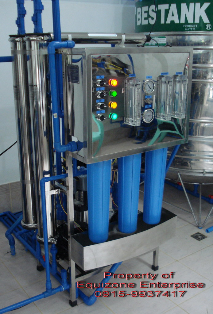 New 6kGPD Reversed Osmosis