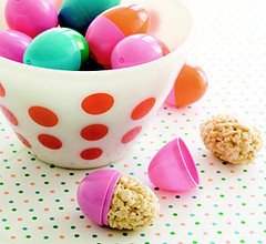 Rice Krispie Eggs (Courtesy BHG.com)