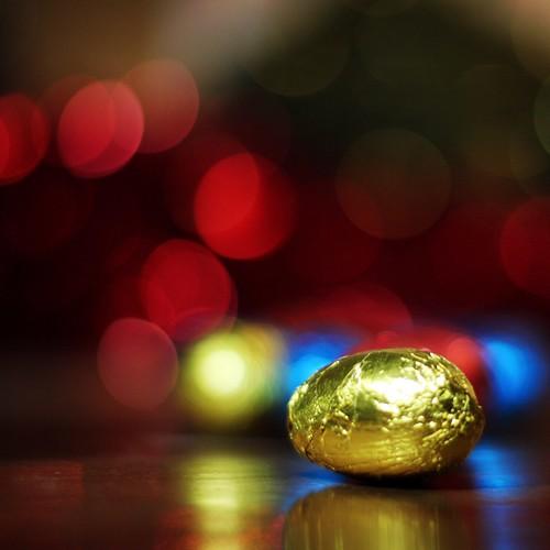 chocolate egg-a-holic