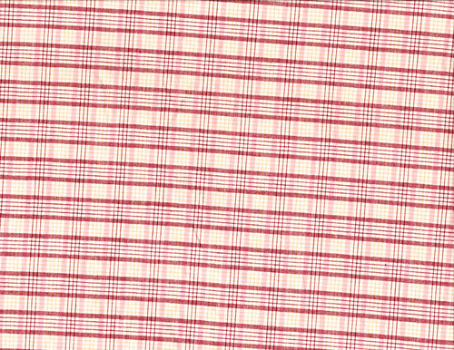 Pink Cotton Plaid