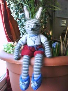 Ce qu'on peut faire avec la laine - le petit lapinou