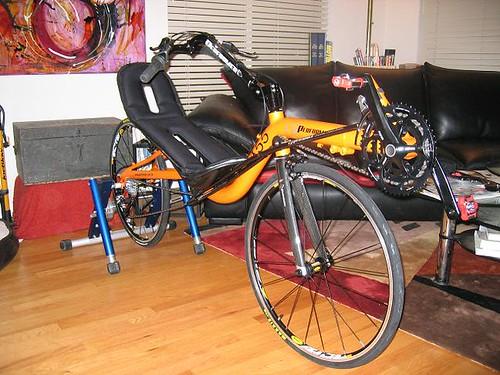 Duncans Brain Free Of Cycle Lust I Love My Raptobike