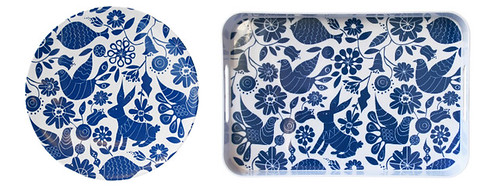 jonathan adler: new melaminem dishes