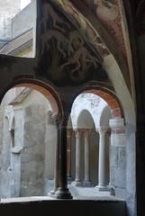 Bressanone cloister (cienne45) Tags: friends italy cienne45 carlonatale natale affreschi fresco südtirol altoadige bressanone frescoes