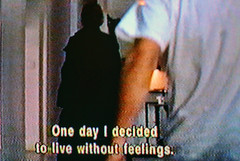 """One Day I decided to live without feelings"" (shadowplay) Tags: movie french subtitle subtext gerarddepardieu onedayidecidedtolivewithoutfeelings"