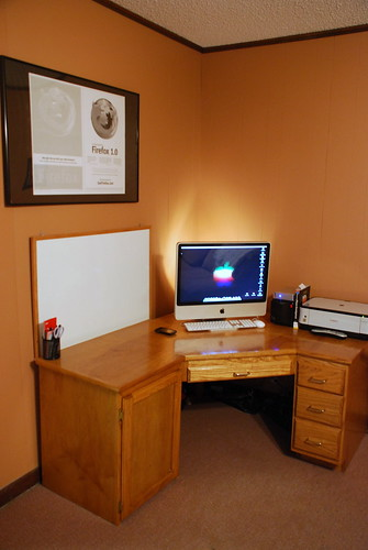 Current Home Office Setup