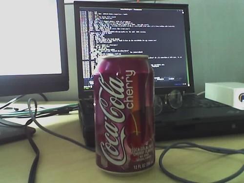 Cherry Coca-Cola