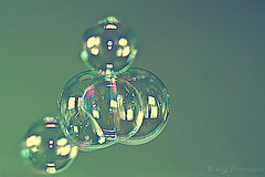 Bubbles (KY-Photography) Tags: ca uk light ontario canada reflection green window water scotland soap nikon dof glasgow ky room guelph bubbles bubble gb nikkor khalid allrightsreserved kal airbubble lanarkshire 50mmf18af explored d80 nikond80 kyphotography