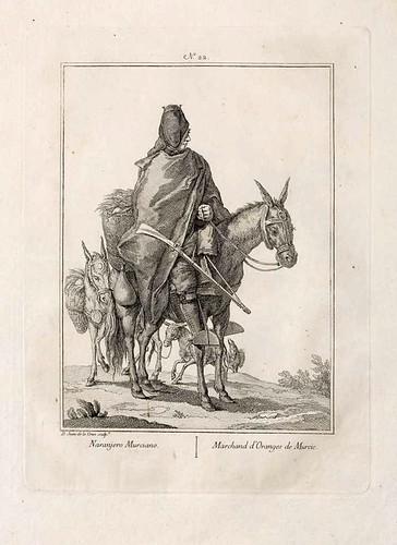 005-Naranjero murciano 1777-1788
