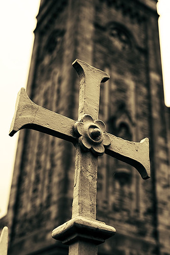 cross of St. Mary's