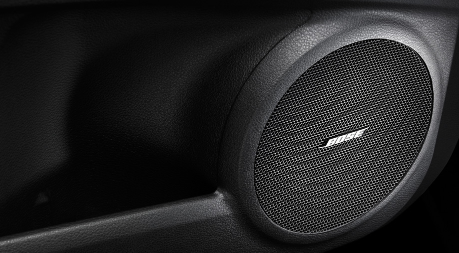 Bose Centerpoint Surround System AudioPilot Mazda 3