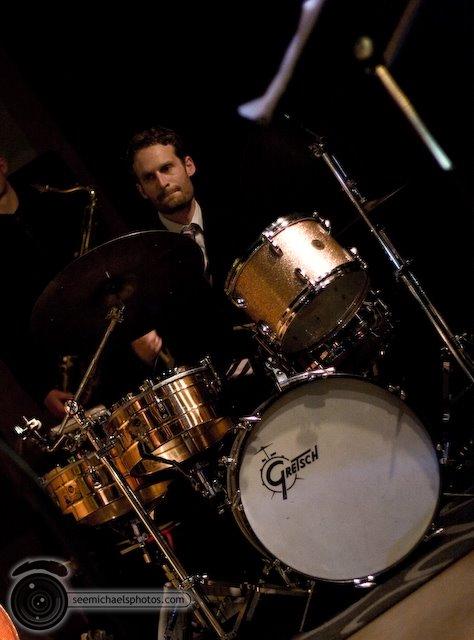 Gilbert Castellanos Quintet at Dizzy's 50209© Michael Klayman-037
