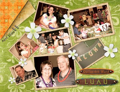 Luau (D6 Ward) - Apr 09