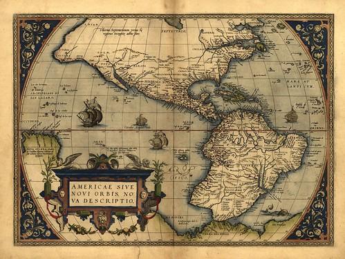 002-Theatrum Orbis Terrarum de Abraham Ortelius