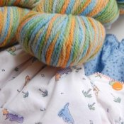 Lennon Yarn and Little One Sizes