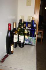 Wine pile number 1