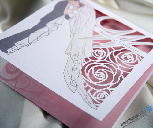 Toronto Wedding Card Design