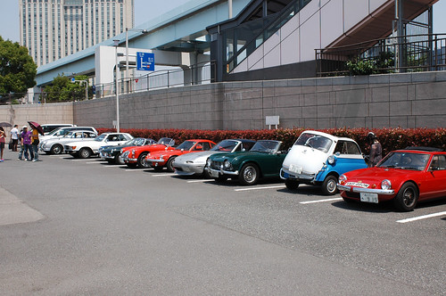 ClassiCar Meeting -Ariake-kai- in Odaiba Japan [May. 10. 2009]