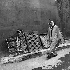 fez (cristinajimenezrey) Tags: woman fez marruecos señora