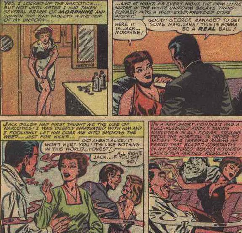 From All True Romance 14 (1953)