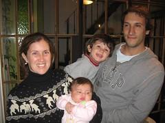 Javier Burgos Family