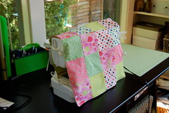 Sewing Machine Cover, 1 and 14 (Tiny House) Tags: