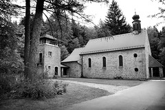 Flossenburg Concentration Camp (hkkid98) Tags: camp church that photography this was concentration am memorial gallery fine here part  added guessing  the  i of flossenburg thegalleryoffinephotography