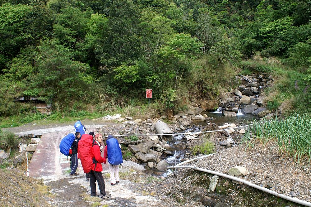 南湖大山day1-14 過小溪