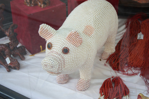 A pearl pig