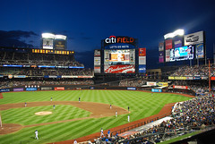 Citi Field 5/12/09 (Blue_gsx) Tags: new york ny field braves mets citi