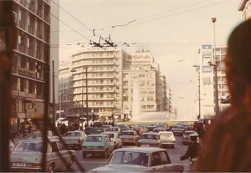 Omonia Square - 1977