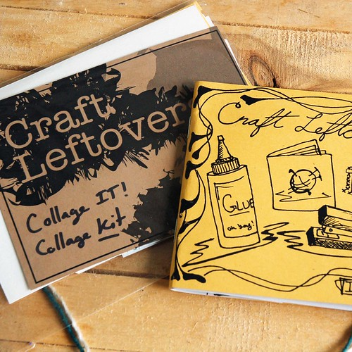 July Craft Leftovers Monthly
