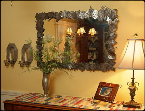 Family Tree Custom Mirror