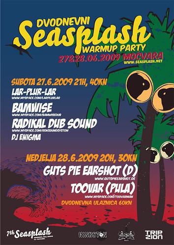 Započela pretprodaja ulaznica za 7th Seasplash festival