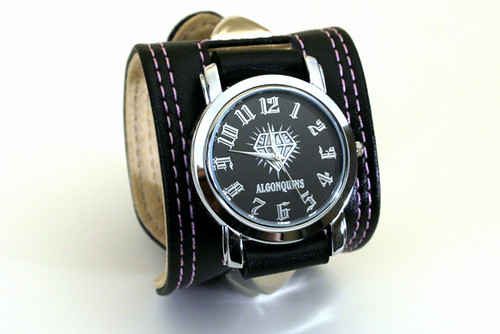 Diamond Wristwatch by Algonquins