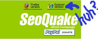 seo quake, explorer