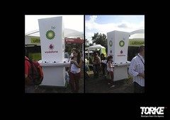 BP at Rock in Rio (TORKE Guerrilha) Tags: advertising marketing bp guerrilla comunication activation guerrilha comunicacao rockinrio activacao ativacao