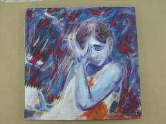 Jose Arismendi - tristeza (TAV (Cta Prof OSK)) Tags: art argentina paint arte primer resistencia draw dibujo mes pintura 2010 edicin tallerdeartesvisualesdelaunne oscarsanchezkelly primermes10