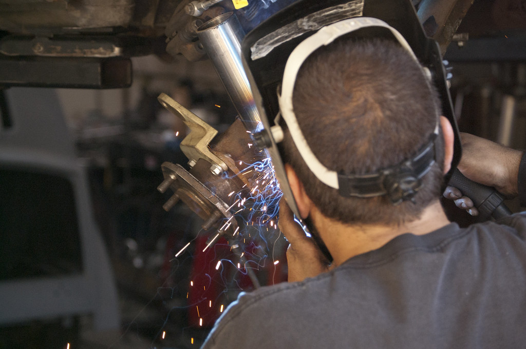S13 Megan Colover install on a 240z