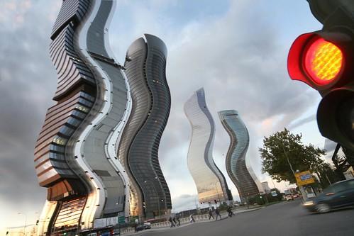 4 torres by Mirada DMAE