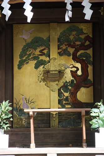 in Ōsaka Tenmangū Shrine