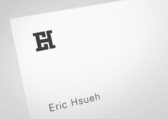 E.H. Monogram (Mihail Mihaylov) Tags: white inspiration eh modern project logo grid typography hongkong grey idea graphicdesign cool swiss letters great creative minimal bulgaria card wise font type letter minimalism typo brand printed branding serif freelance artdirection logotype miha commissioned letterhead porfolio mihata mihailmihaylov erichsueh