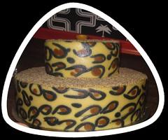 Leoparden- Torte (Tortenwahn) Tags: marzipan kuchen torte fondant gebck ss buttercreme motivtorte tortenwahn mottotorte mottotorten